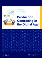 Production Controlling in the Digital Age