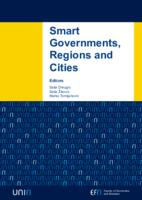 Smart governments, regions and cities